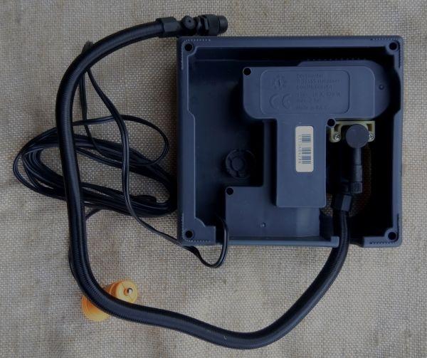 Автомобильный компрессор с герметиком Continental