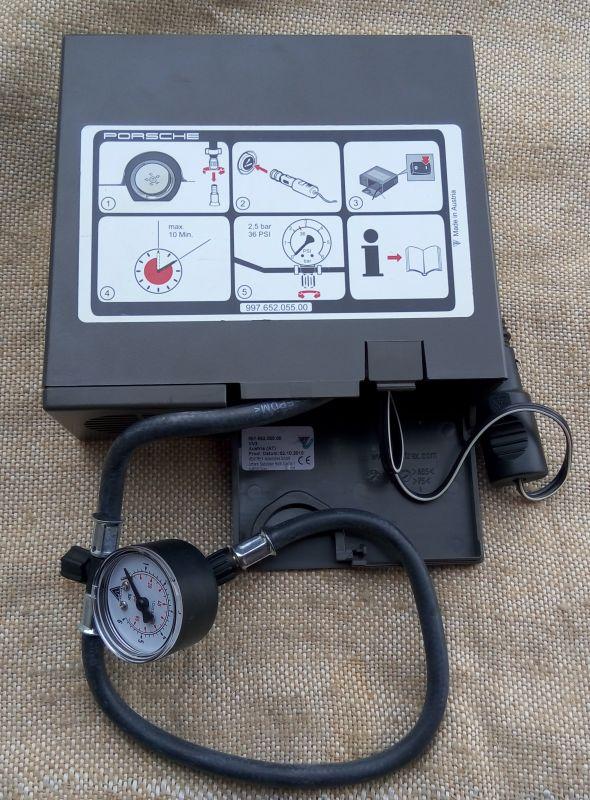Оригинальный компрессор Porshe (Порше)