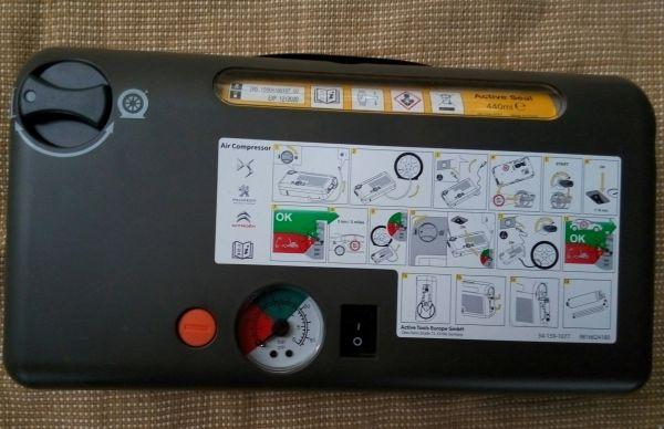Штатный компрессор Peugeot / Citroen (Пежо / Ситроен)