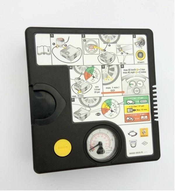 Автомобильный компрессор Рено (Renault)